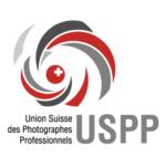 Logo Union Suisse des Photographes Professionnels