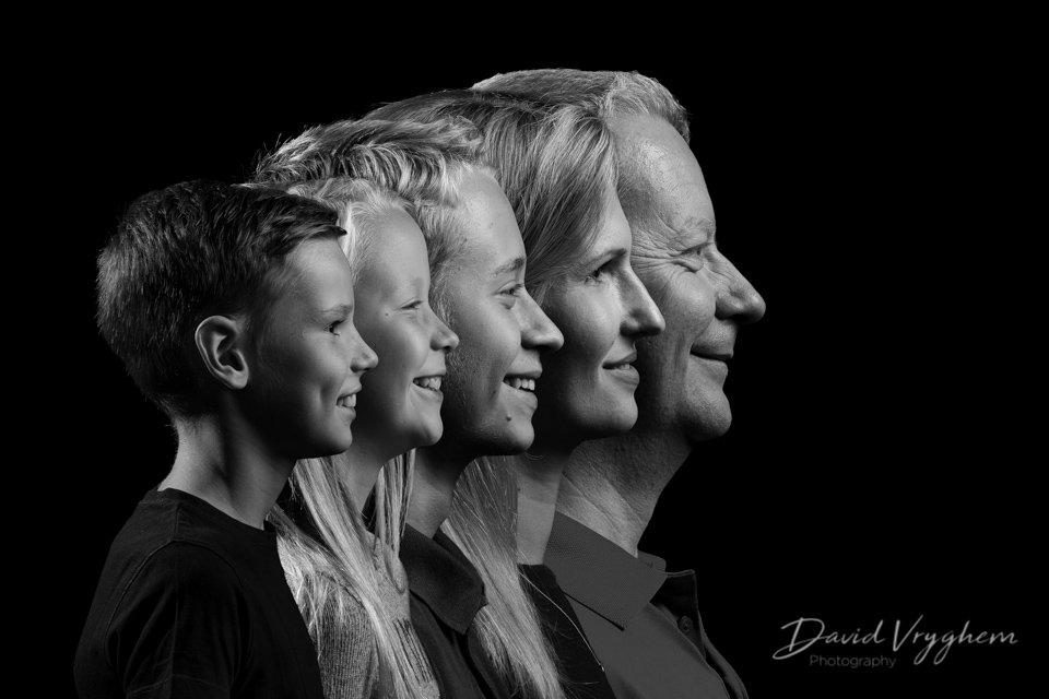 Photo de famille originale
