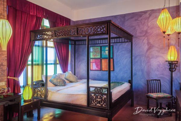 Hostellerie - Chambre