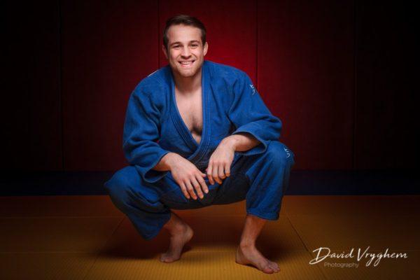 Mike Chavannes, 5ème aux Championnats du Monde Juniors Bangkok 2008 en Judo