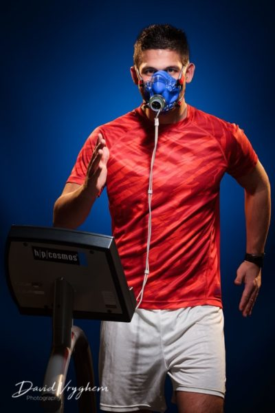 Photo de fitness - Test de VO2 max - à Lausanne