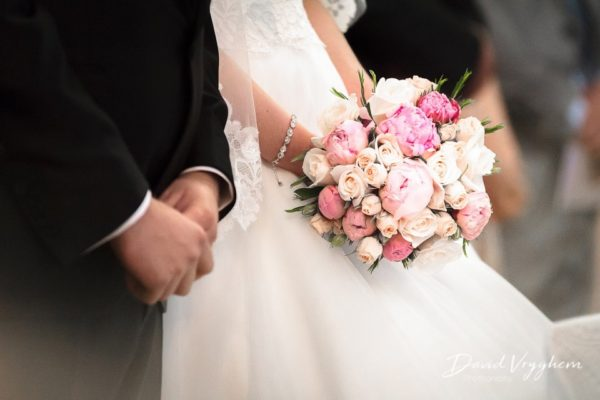 Photographe de mariage Geneve Bouquet by David Vryghem