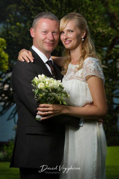 Photographe de mariage Lausanne Parc by David Vryghem