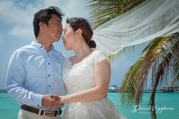 Photographe de mariage Lausanne Voile by David Vryghem