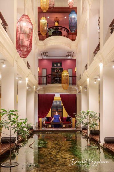 Hôtellerie de luxe - Hall