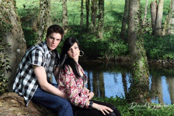 Shooting Photo Extérieur en couple
